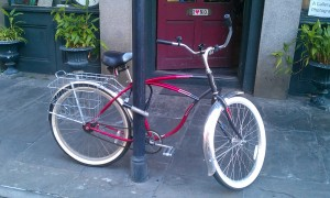 Sweet Bike on the Street