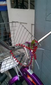 Bike with Beads